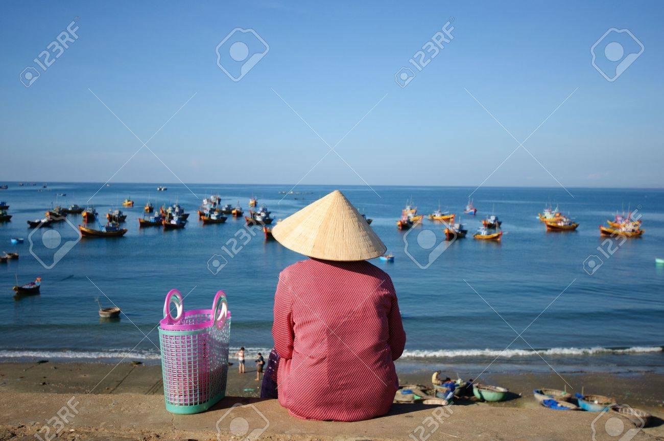 Mui Ne beach Stock Photo - 16946431