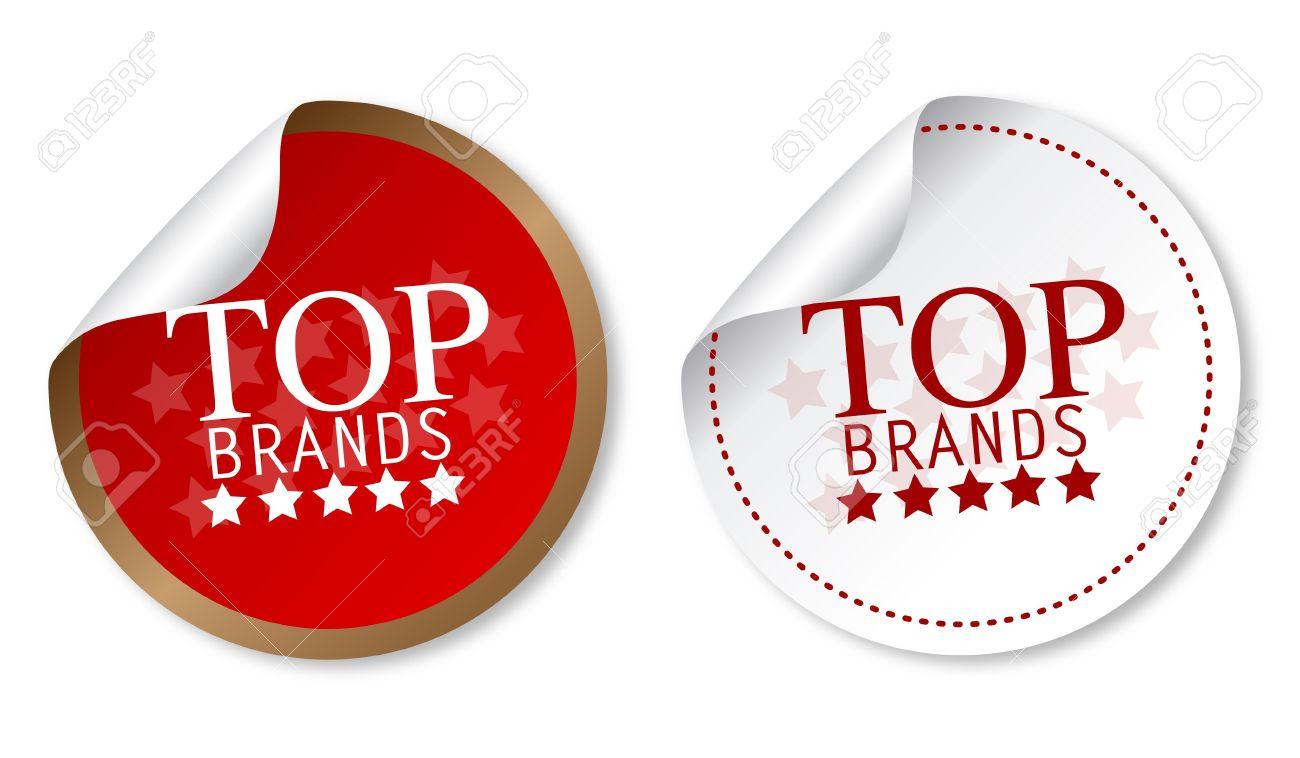 Top brands stickers - 11313319