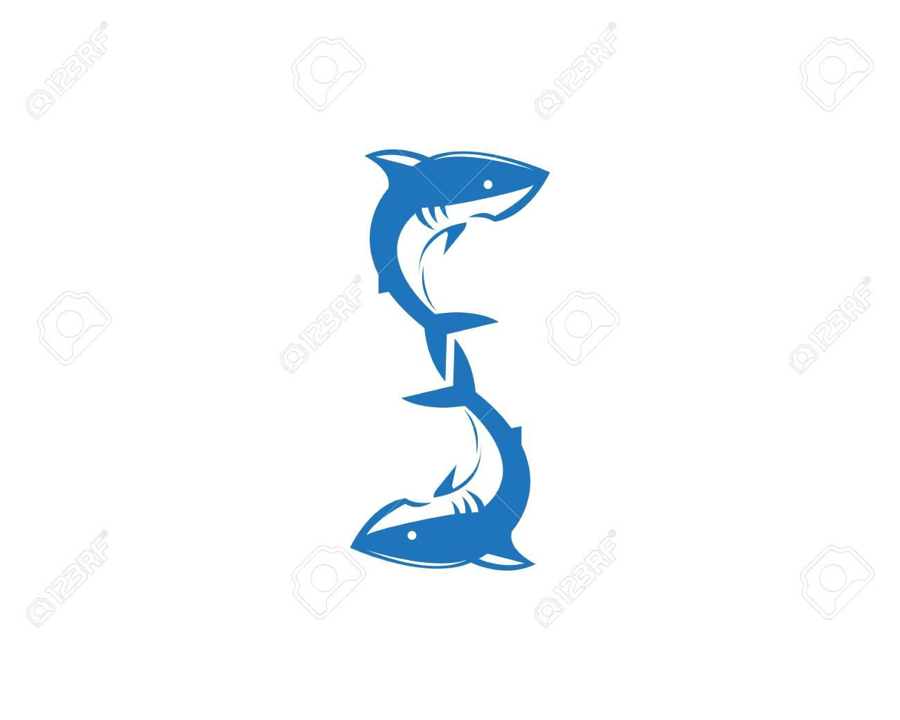 Shark Template | Shark Logo Template Royalty Free Cliparts Vectors And Stock