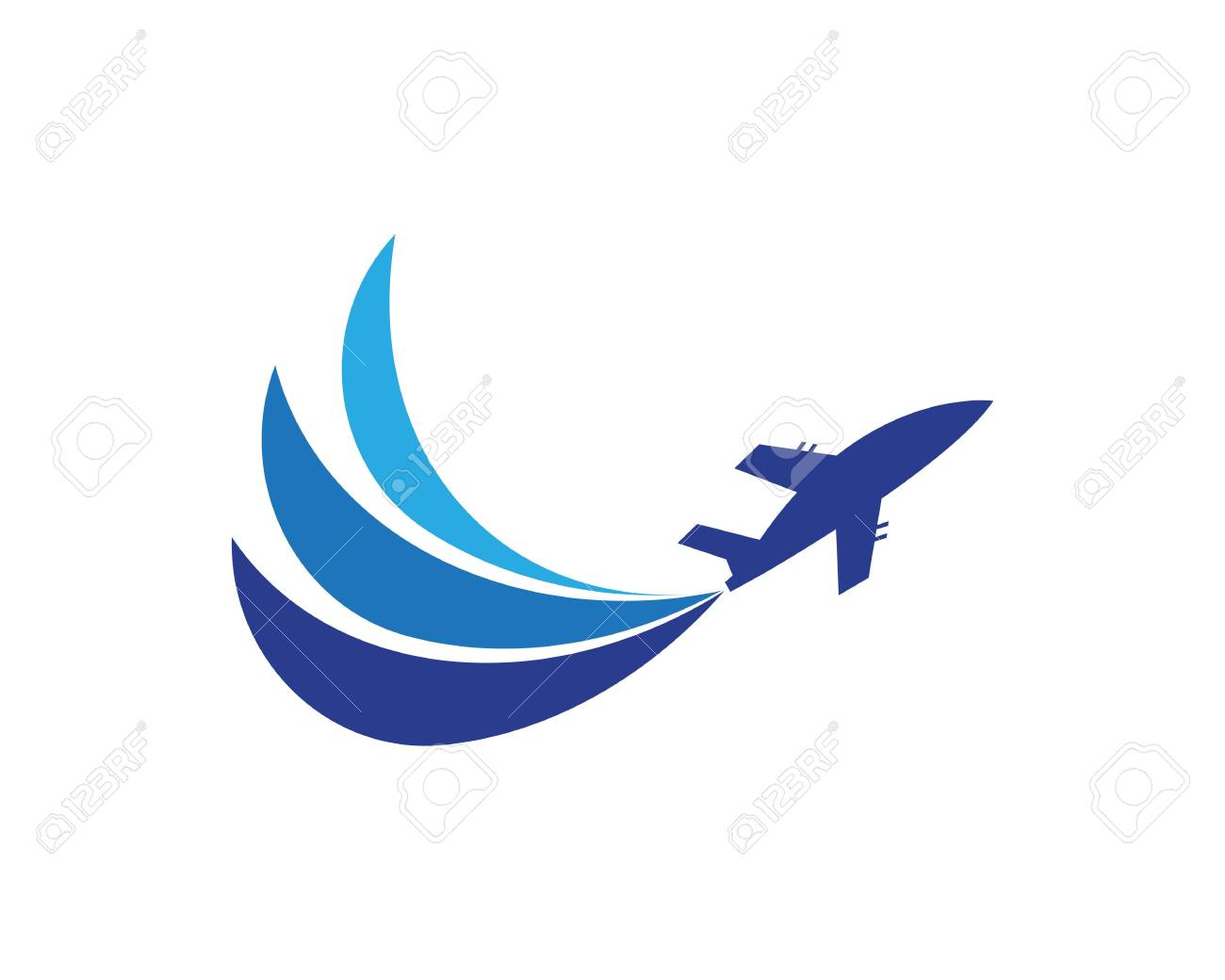 Business Travel Logo Template Royalty Free Cliparts Vectors And Stock Illustration Image 112921436