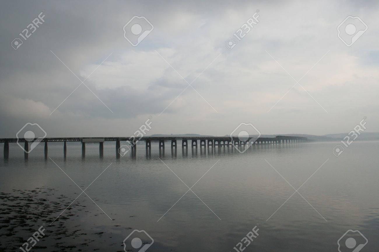 テイ橋、ダンディー、スコットラ...