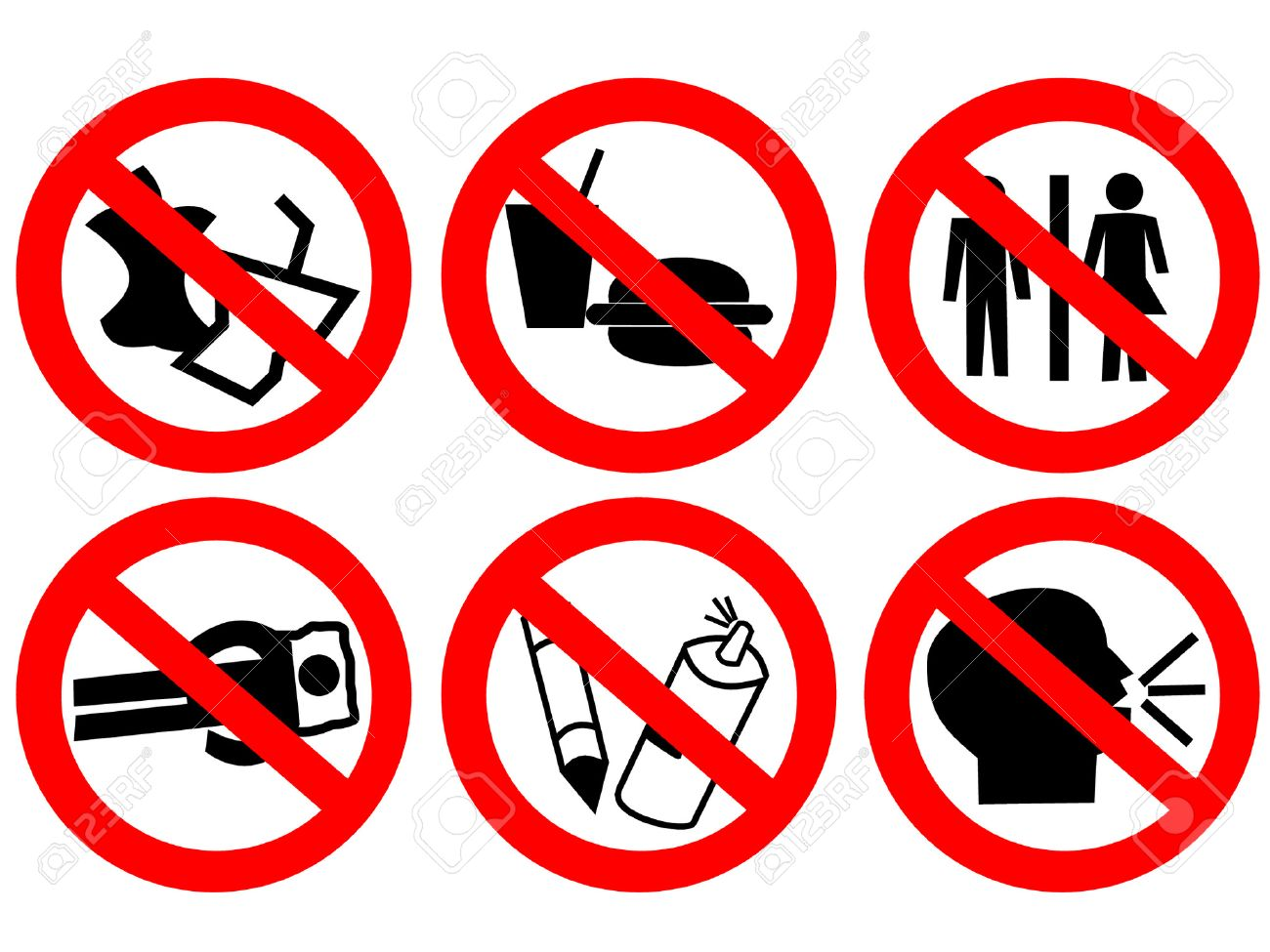 Что такое eating prohibitted 10 фотография