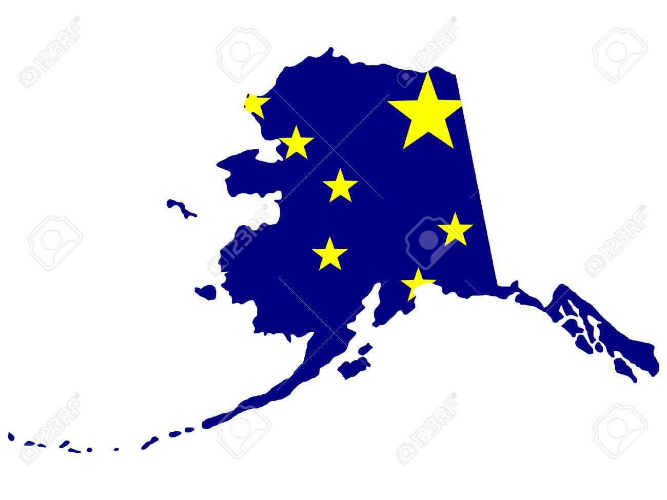 Alaska Maps Perry CastaÃeda Map Methods Of Total Quality - State of alaska map