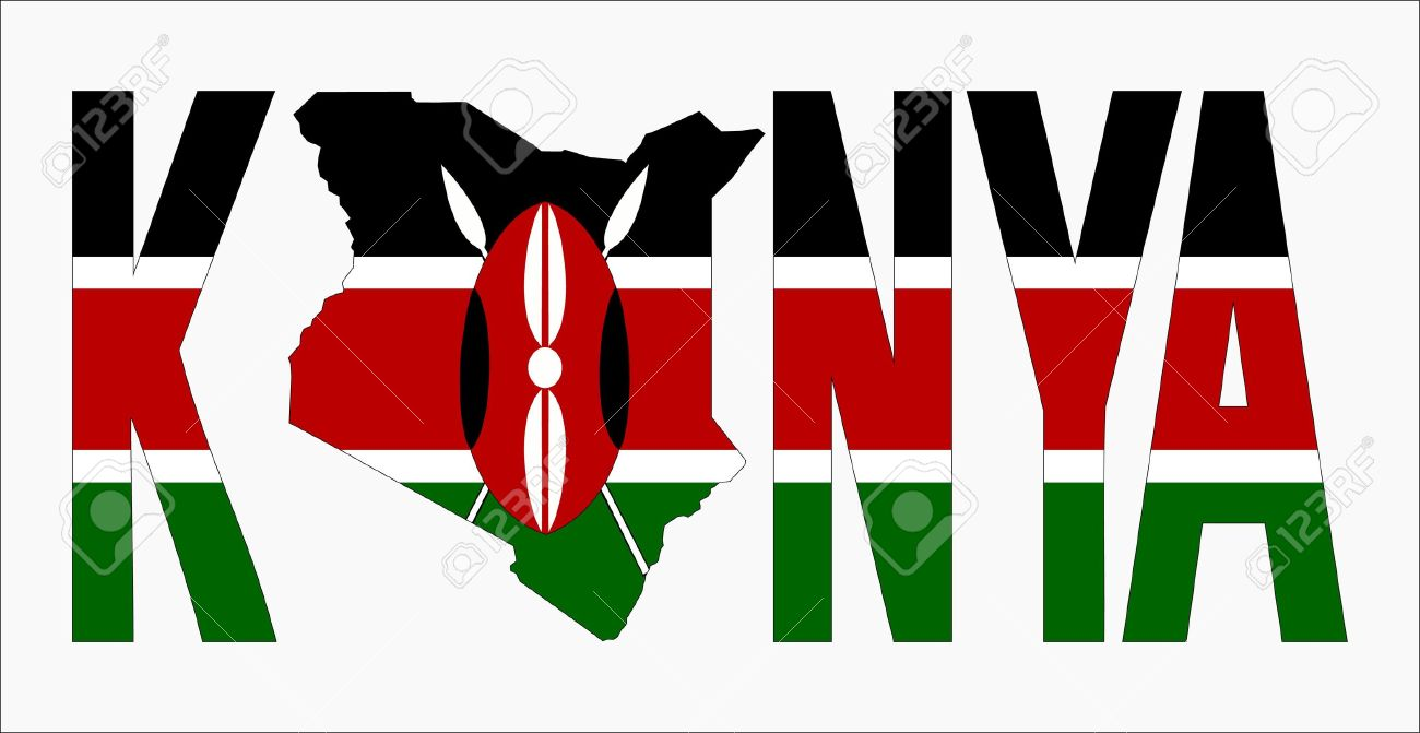 Image result for Kenya flag images