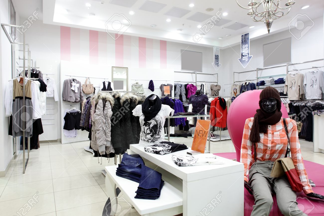 Affection clothing store website. Girls clothing stores