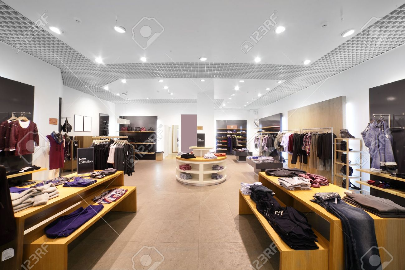 Most expensive clothing store