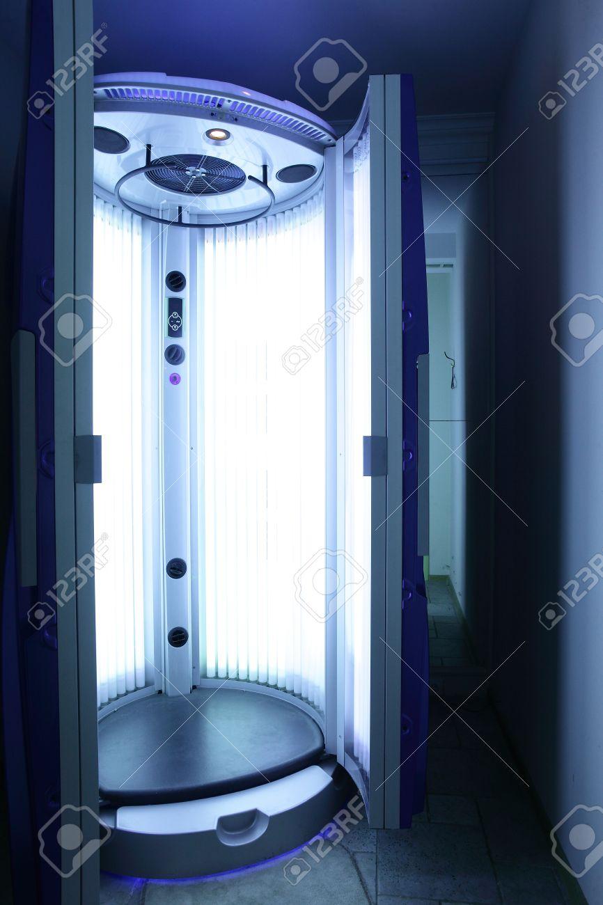 bright and colorful interior of european solarium - 30908343