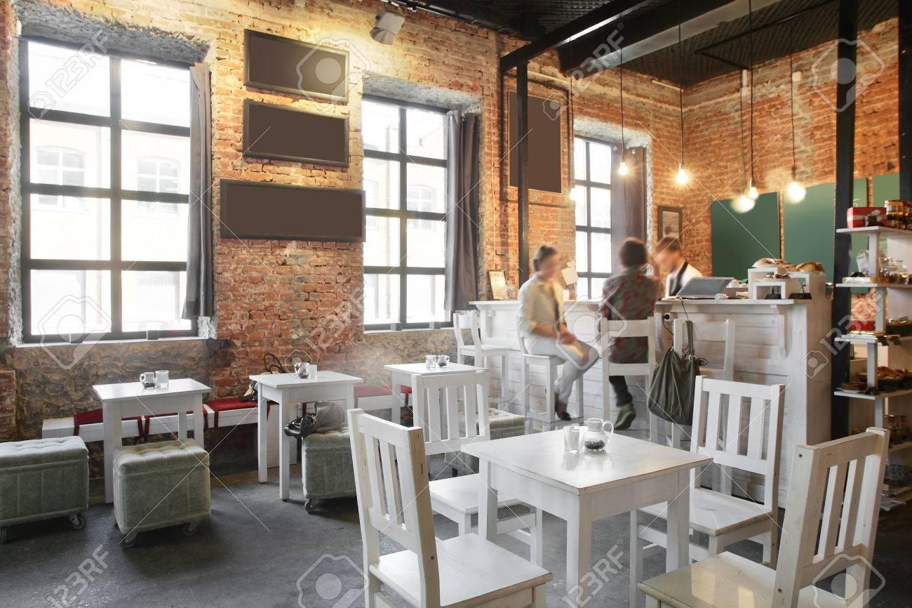 beautiful brand new european restaurant in downtown - 31876915