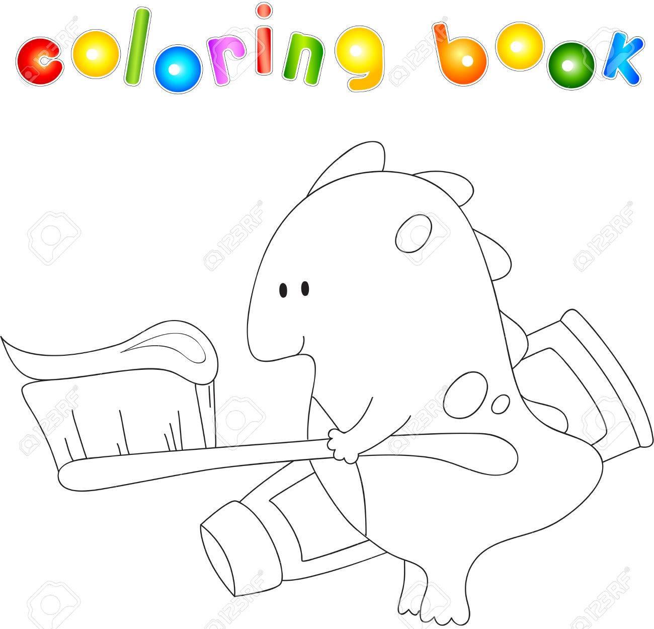 Hermosa Lindo Bebé Dragón Para Colorear Embellecimiento - Dibujos ...
