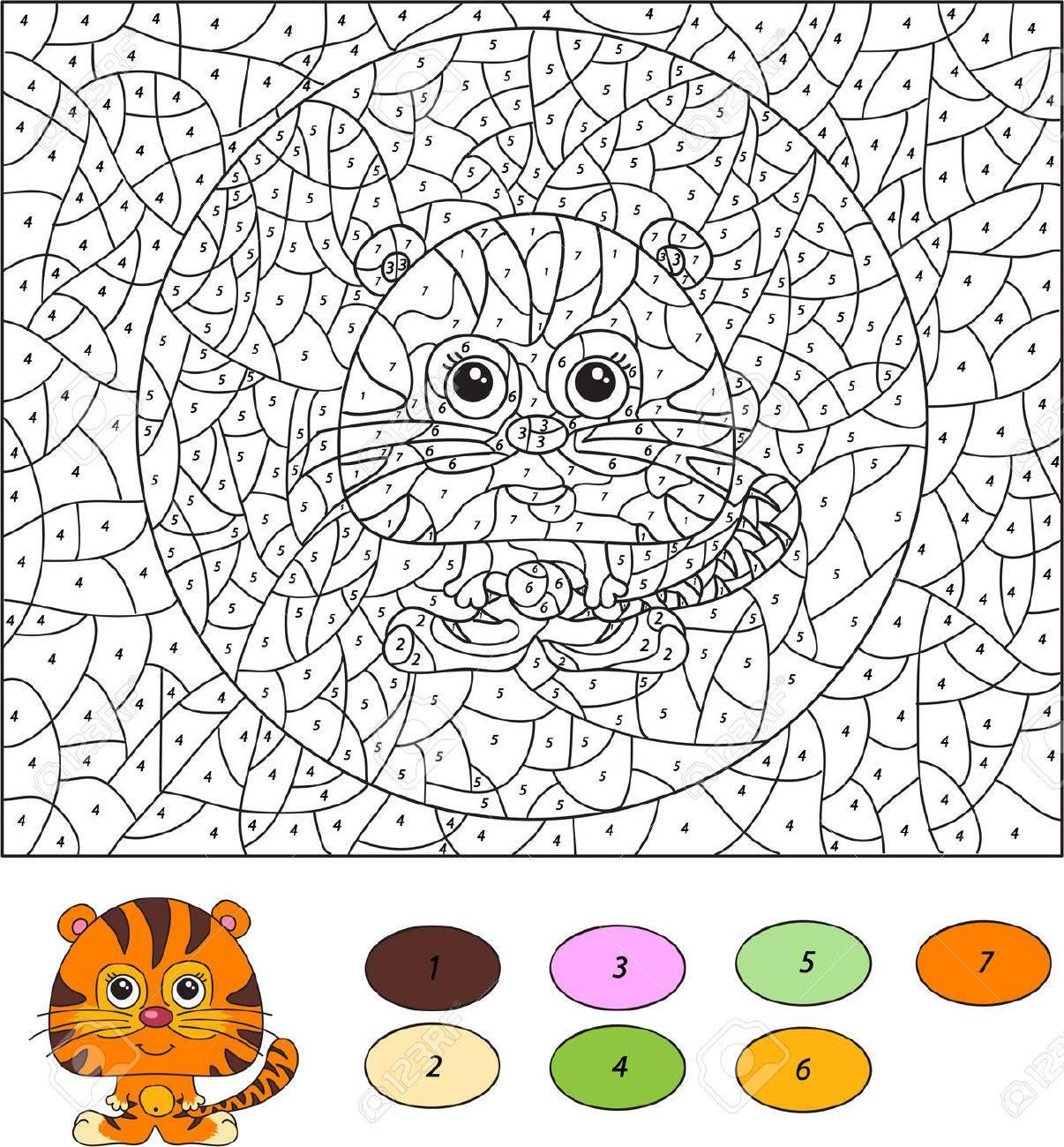 Tolle Anzahl Malvorlagen Für Den Kindergarten Fotos - Malvorlagen ...