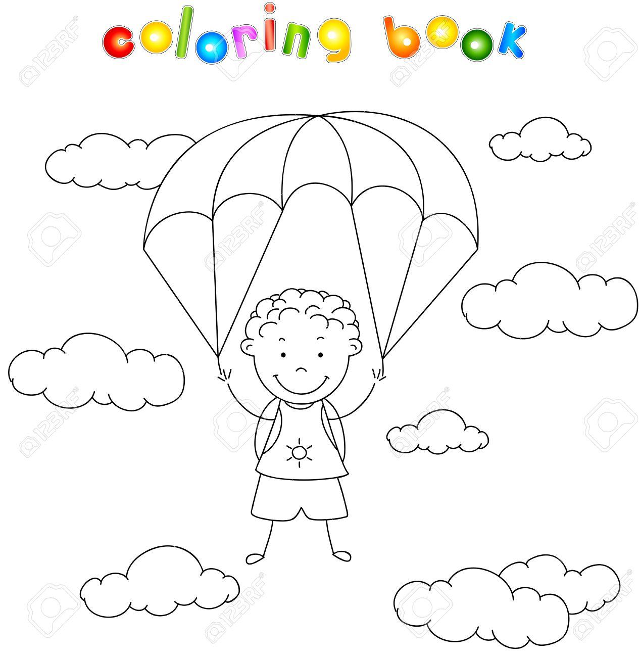 Nubes Para Colorear Pequeñas
