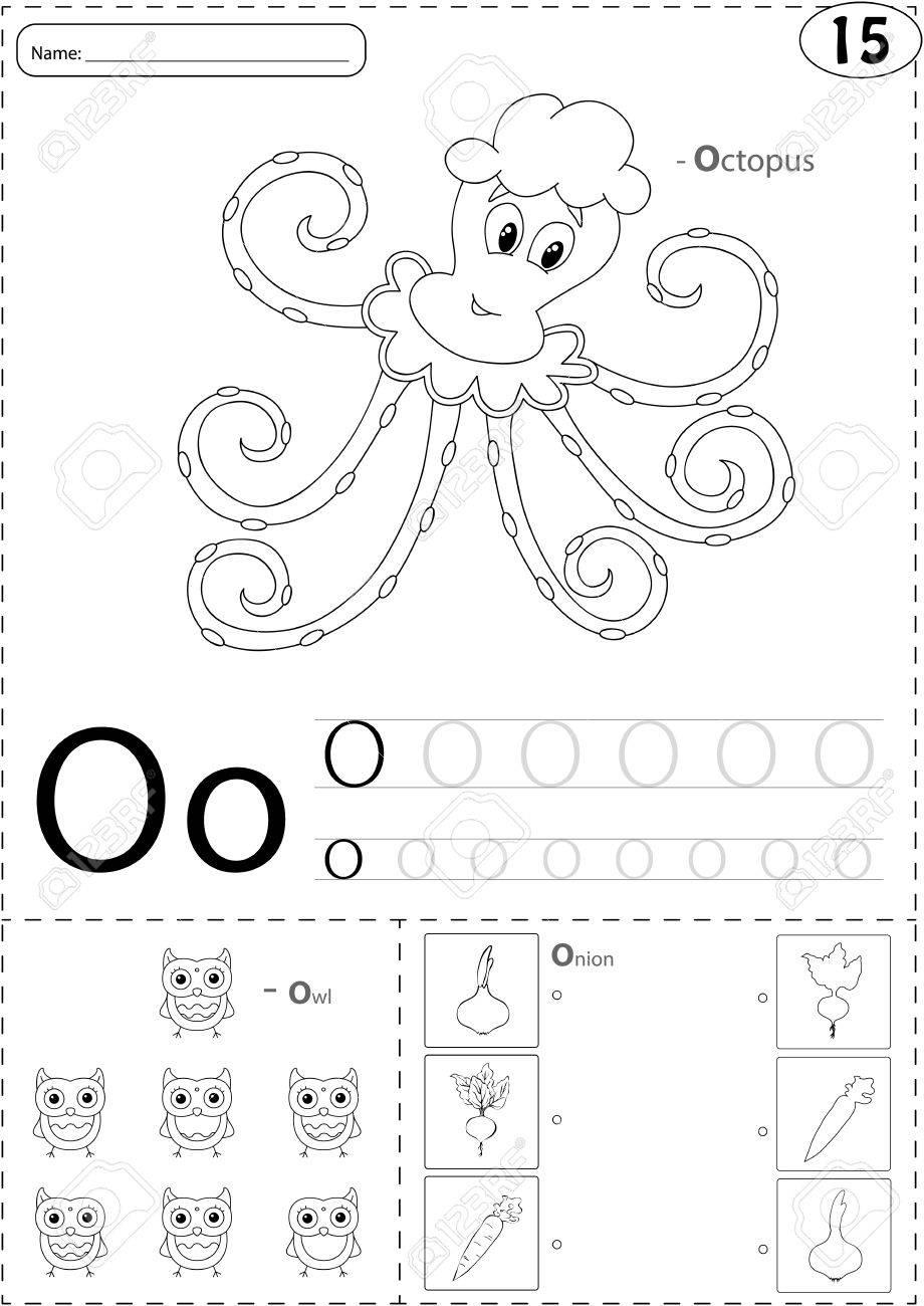 Funky Eule Arbeitsblatt Collection - Kindergarten Arbeitsblatt ...