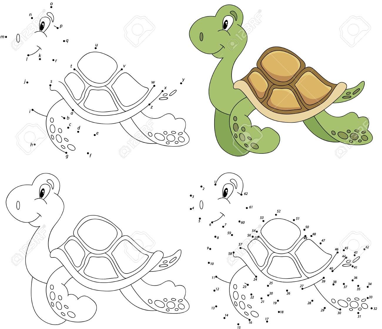 Ziemlich Cartoon Schildkröte Malvorlagen Ideen - Framing Malvorlagen ...