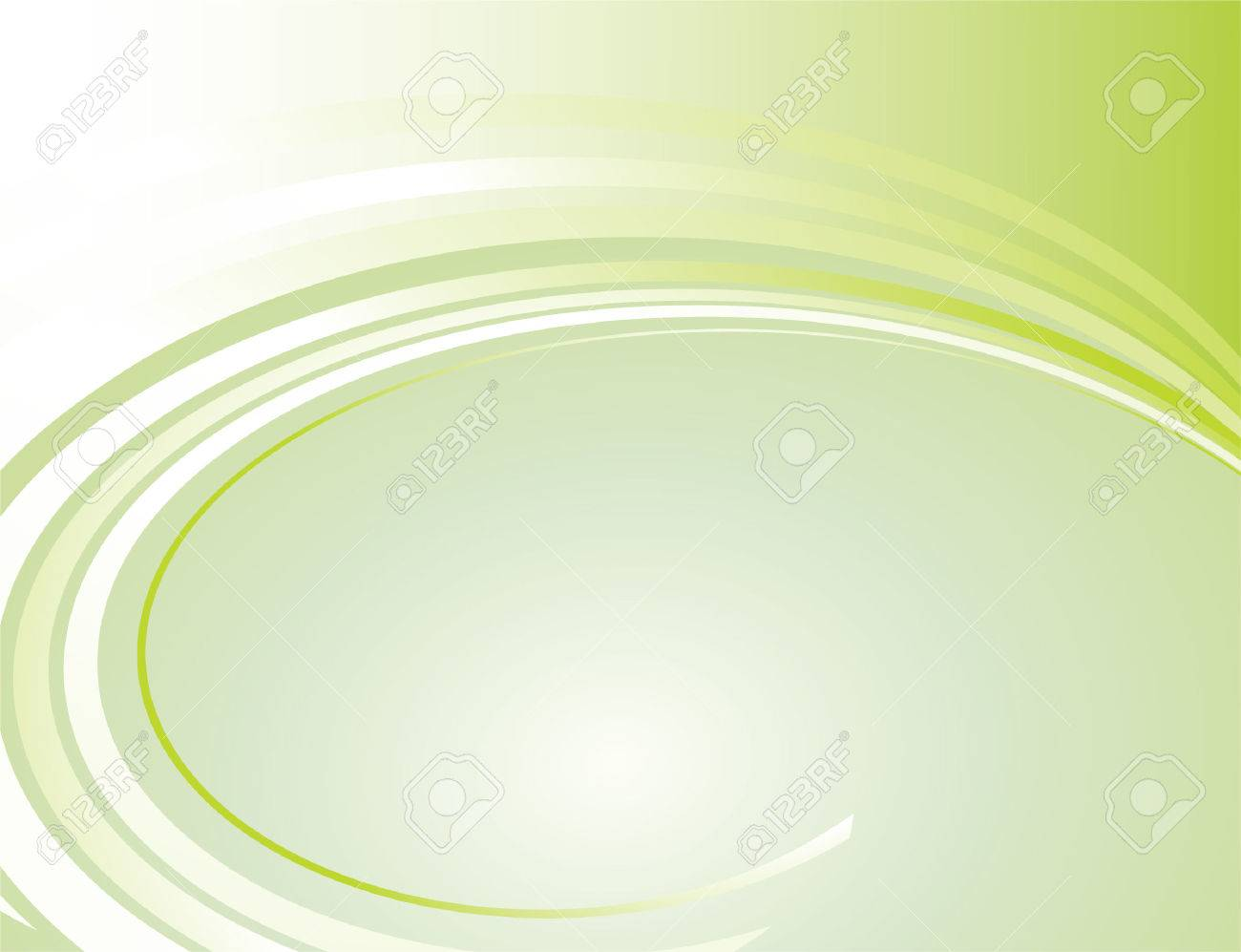 Abstract background with green gradients. Vector illustration Stock Vector - 5540559