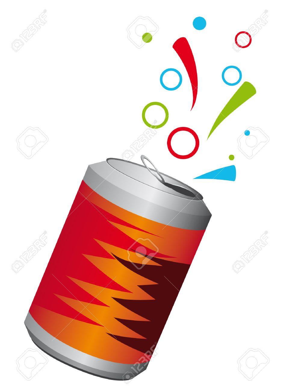 アルミニウムはさわやかなドリンクを飲みながらすることができます