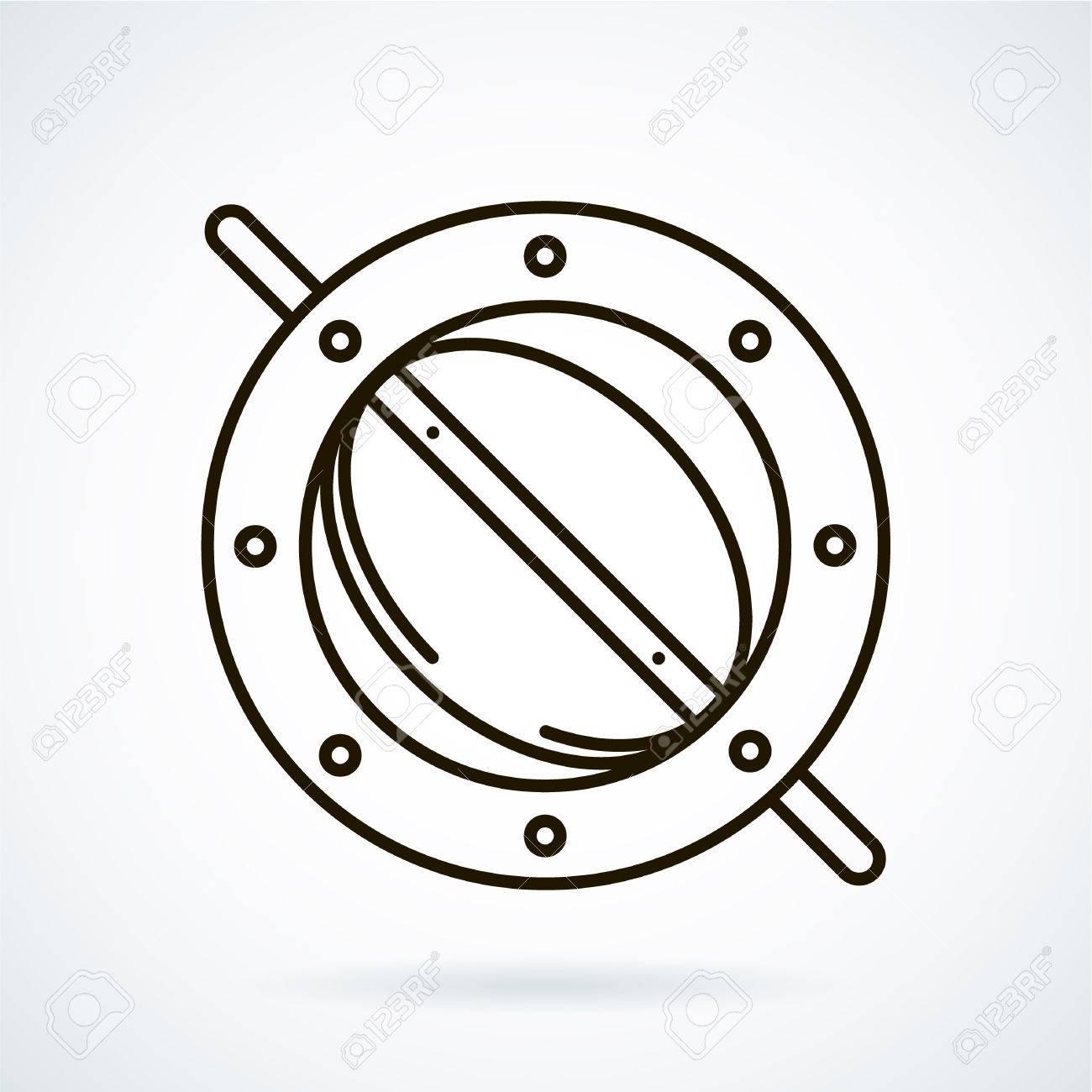 Nett Symbol Der Drossel Zeitgenössisch - Schaltplan Serie Circuit ...