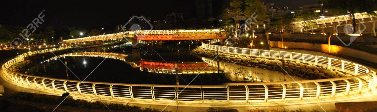Heart of love river kaohsiung