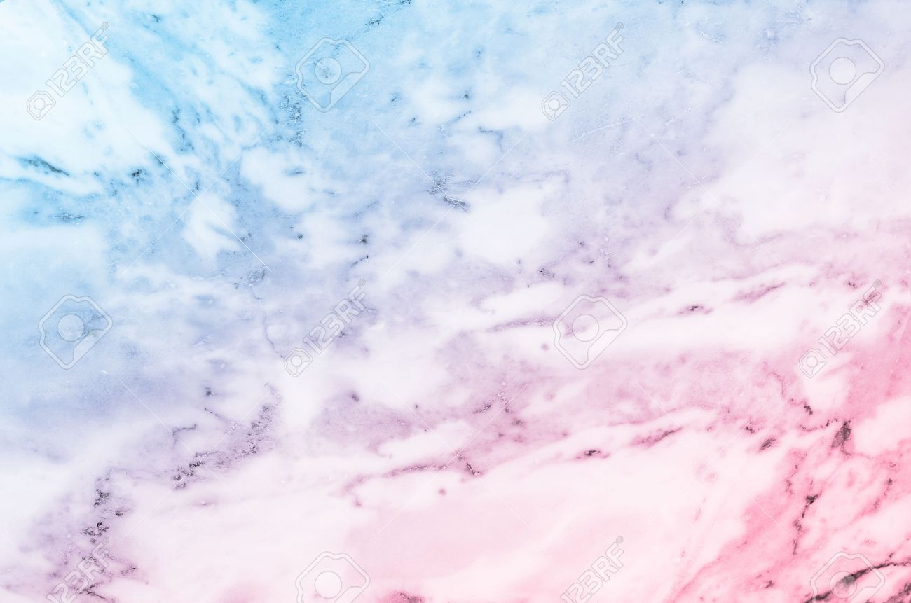 Pastel Blue And Pink Marble Stone Texture Background Stock Photo Picture And Royalty Free Image Image 68023022