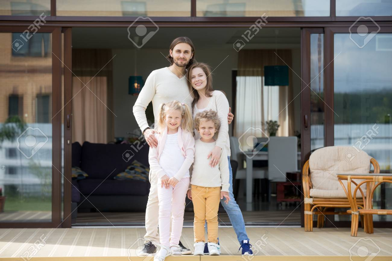 Mortgage for a family with two children in 2019 2