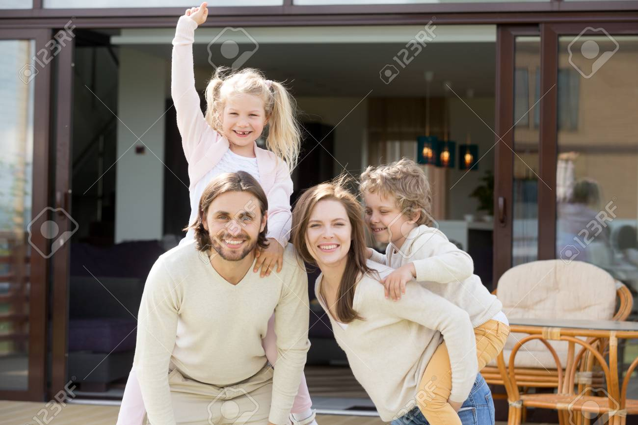 Mortgage for a family with two children in 2019 6