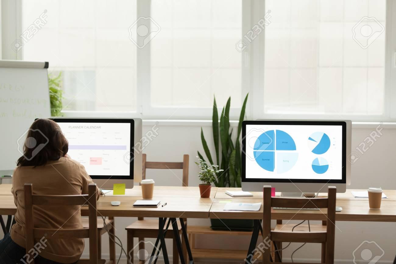 Big Pc Desk Accuen Trading Desk