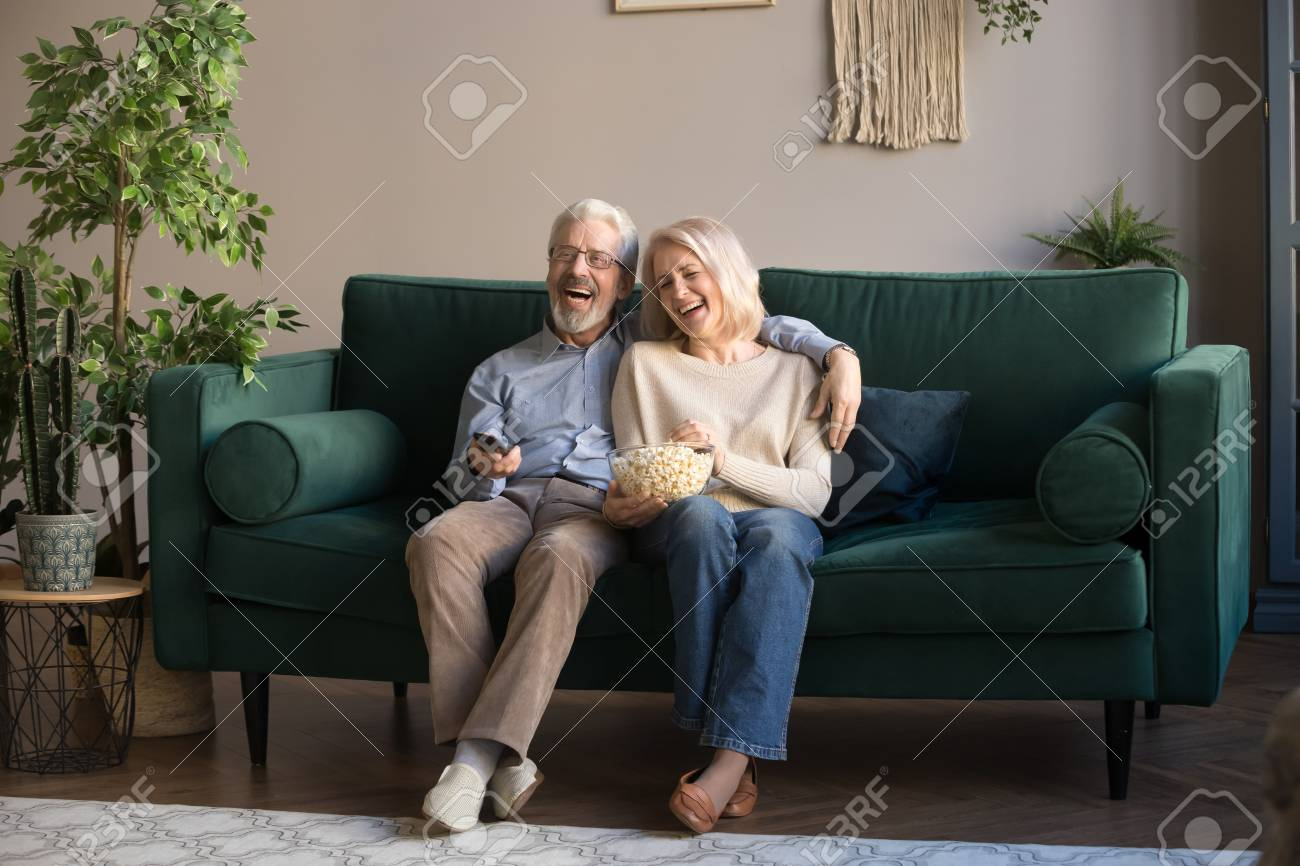Wife Making Husband Watch