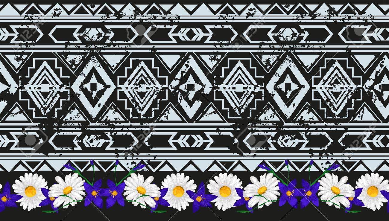 Pattern Native American Art Designs