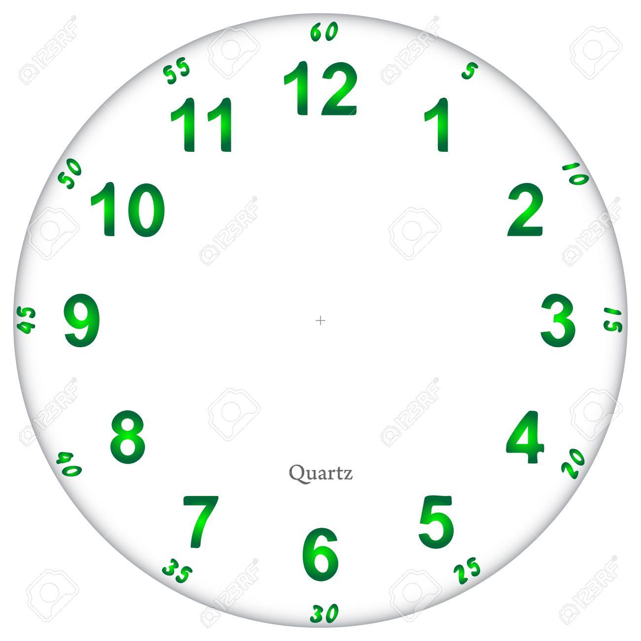 quadrante orologio da parete