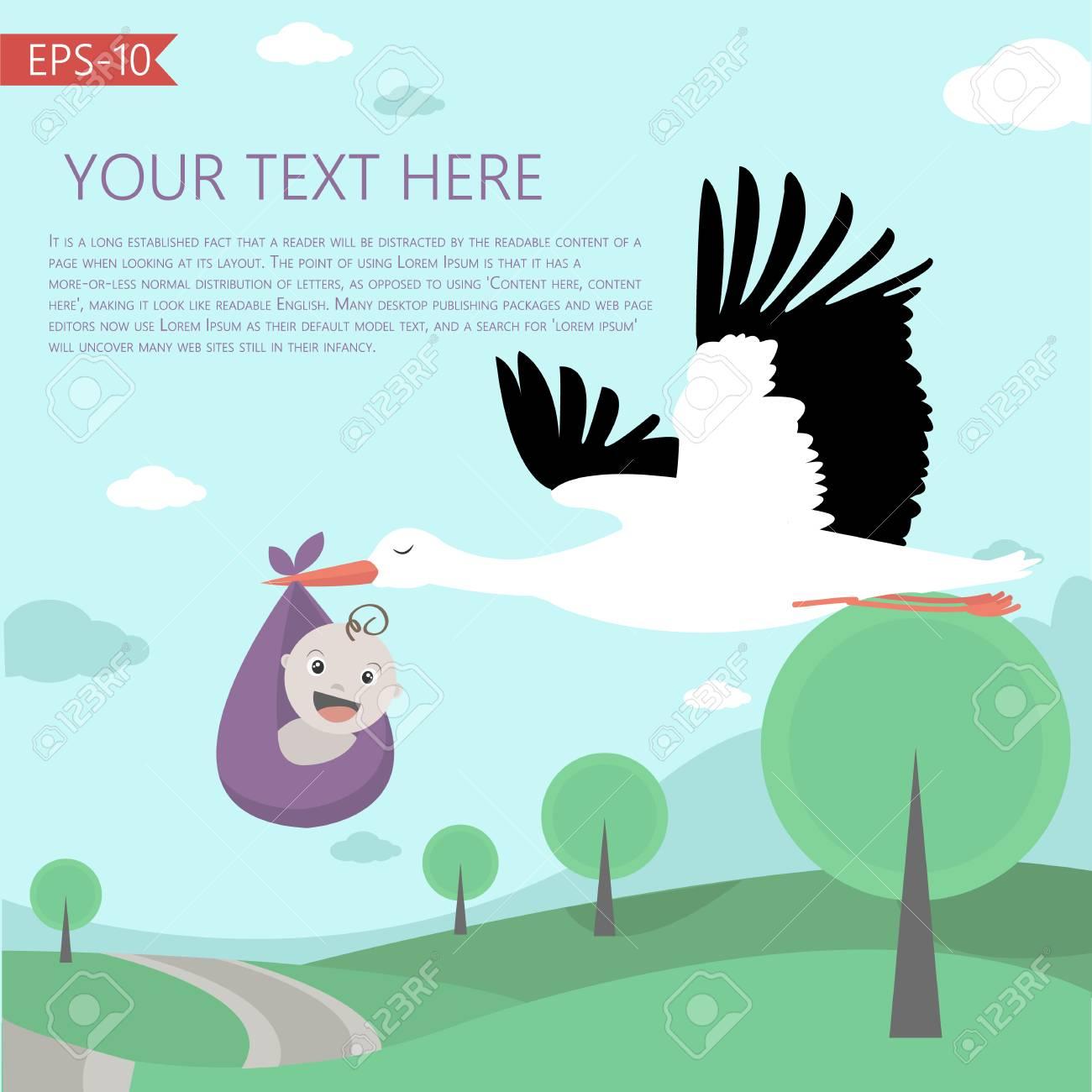 stork clipart.html