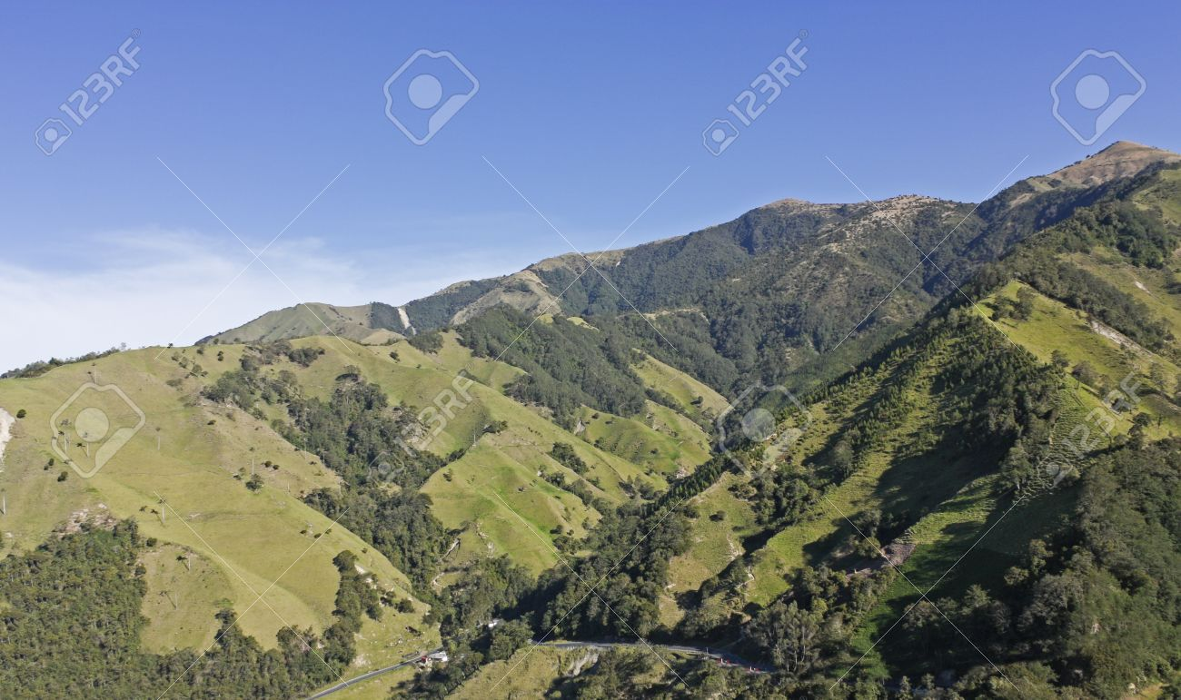 Andes Mountains Colombia The Andes Is The Longest Continental - Where are the andes mountains