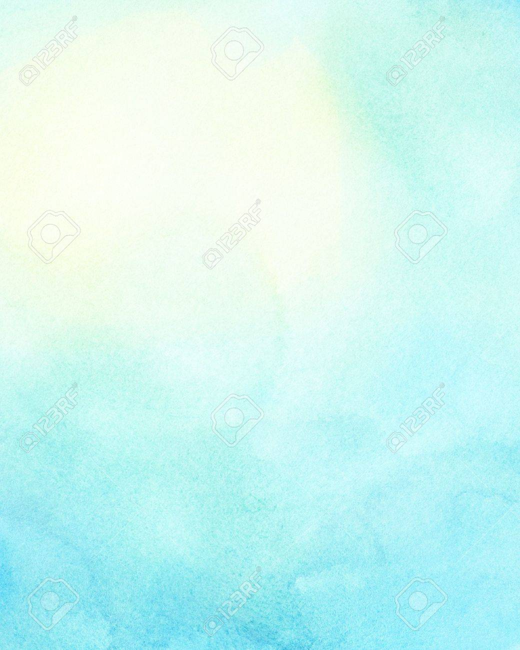 Abstract watercolor background. Stock Photo - 13268383