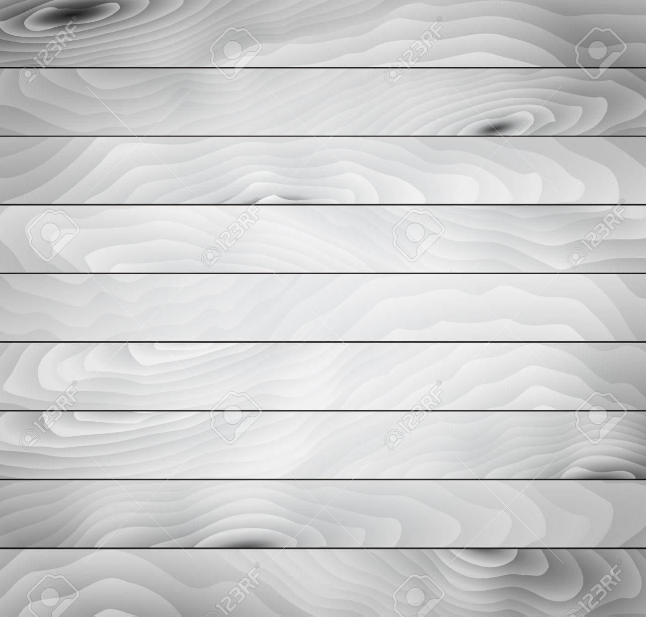 Hellgrau Holz Textur Mit Horizontalen Brettern Boden Tisch