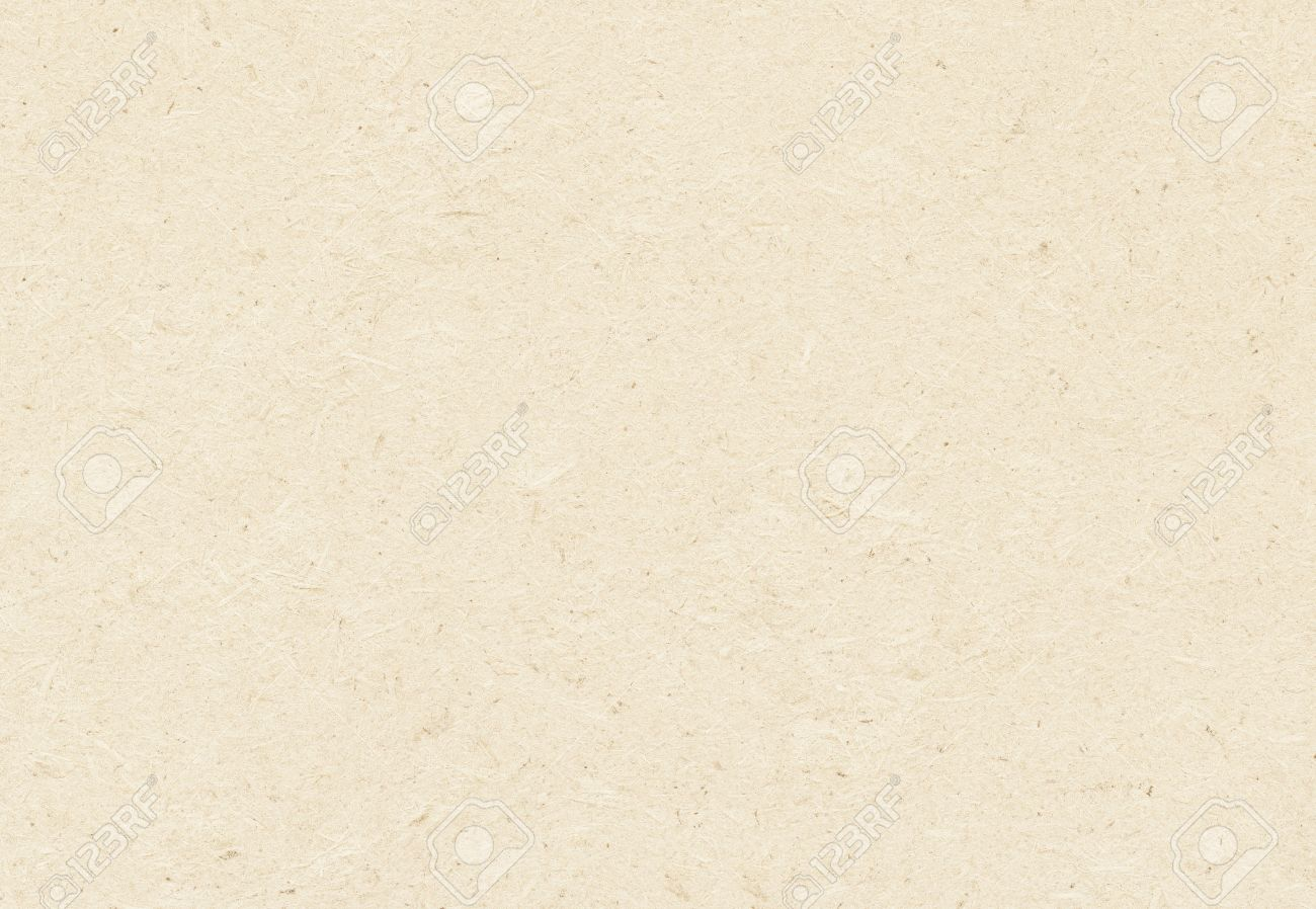 Brown recycled paper texture with copy space - 66163682