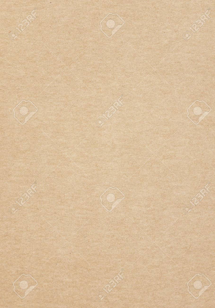 Brown recycled paper texture with copy space - 66900578