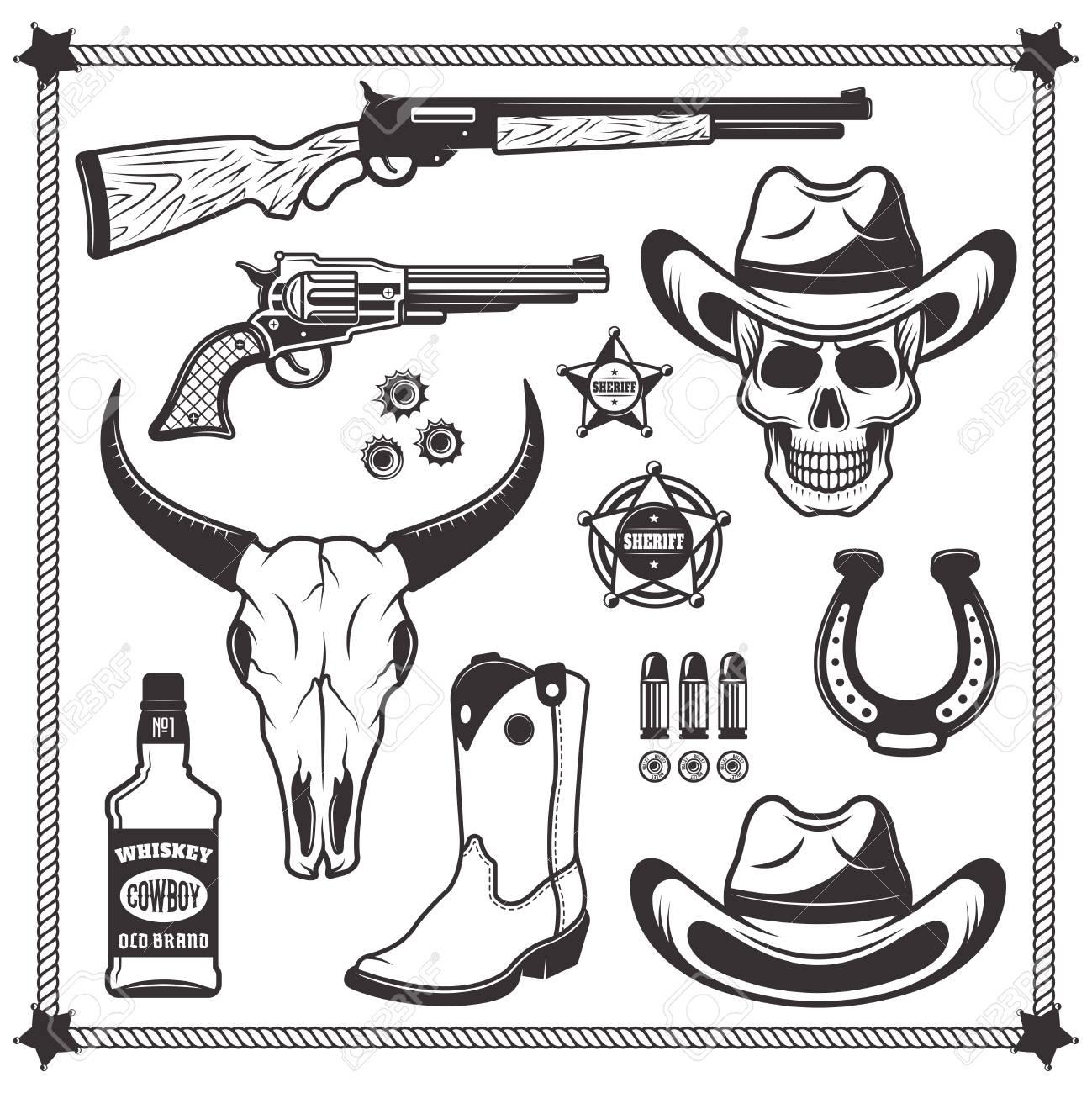 Wunderbar Cowboy Bilderrahmen Zeitgenössisch - Rahmen Ideen ...