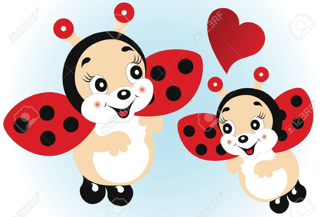 18,498 Ladybug Stock Illustrations, Cliparts And Royalty Free ...