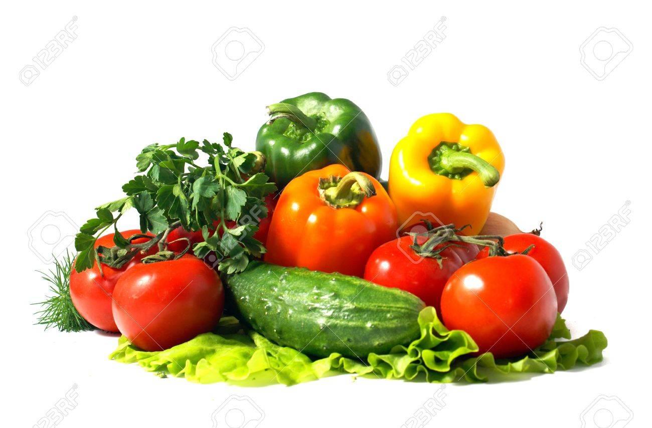 fresh  vegetables Stock Photo - 857331