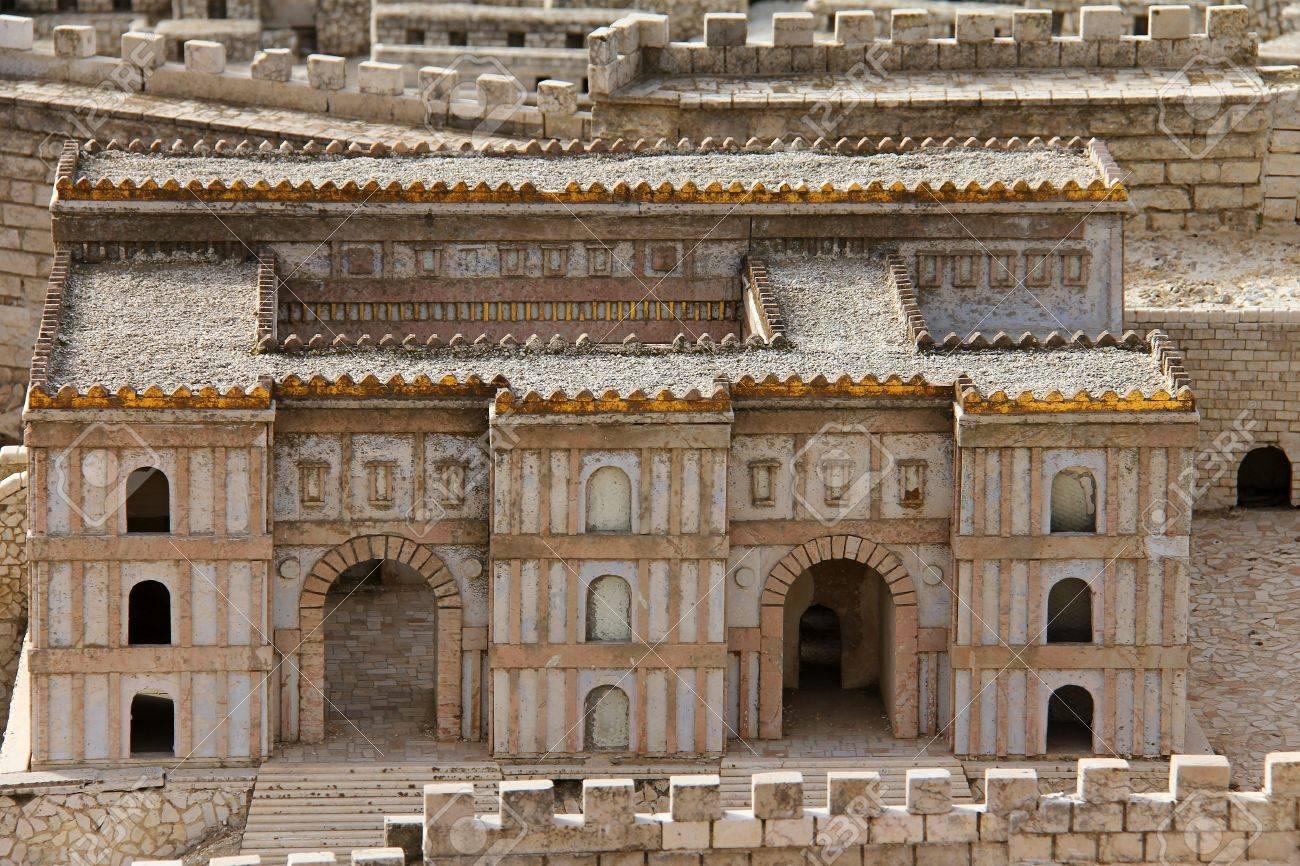 Palace of Adiabene  Empress Helena Stock Photo - 17163934