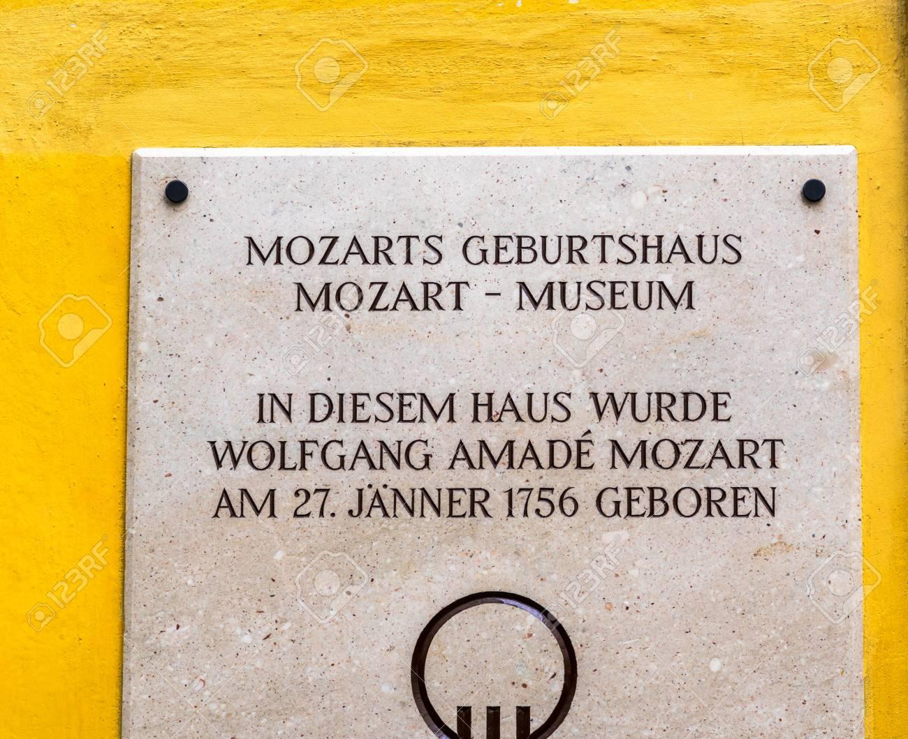 Komponist 1756 geboren