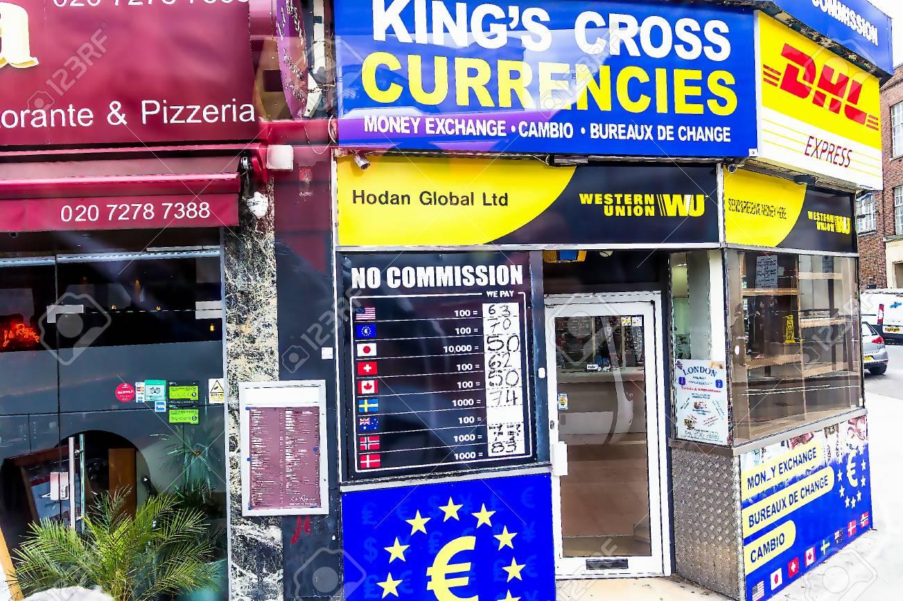 Currency exchange bureau king cross currencies on gray s inn