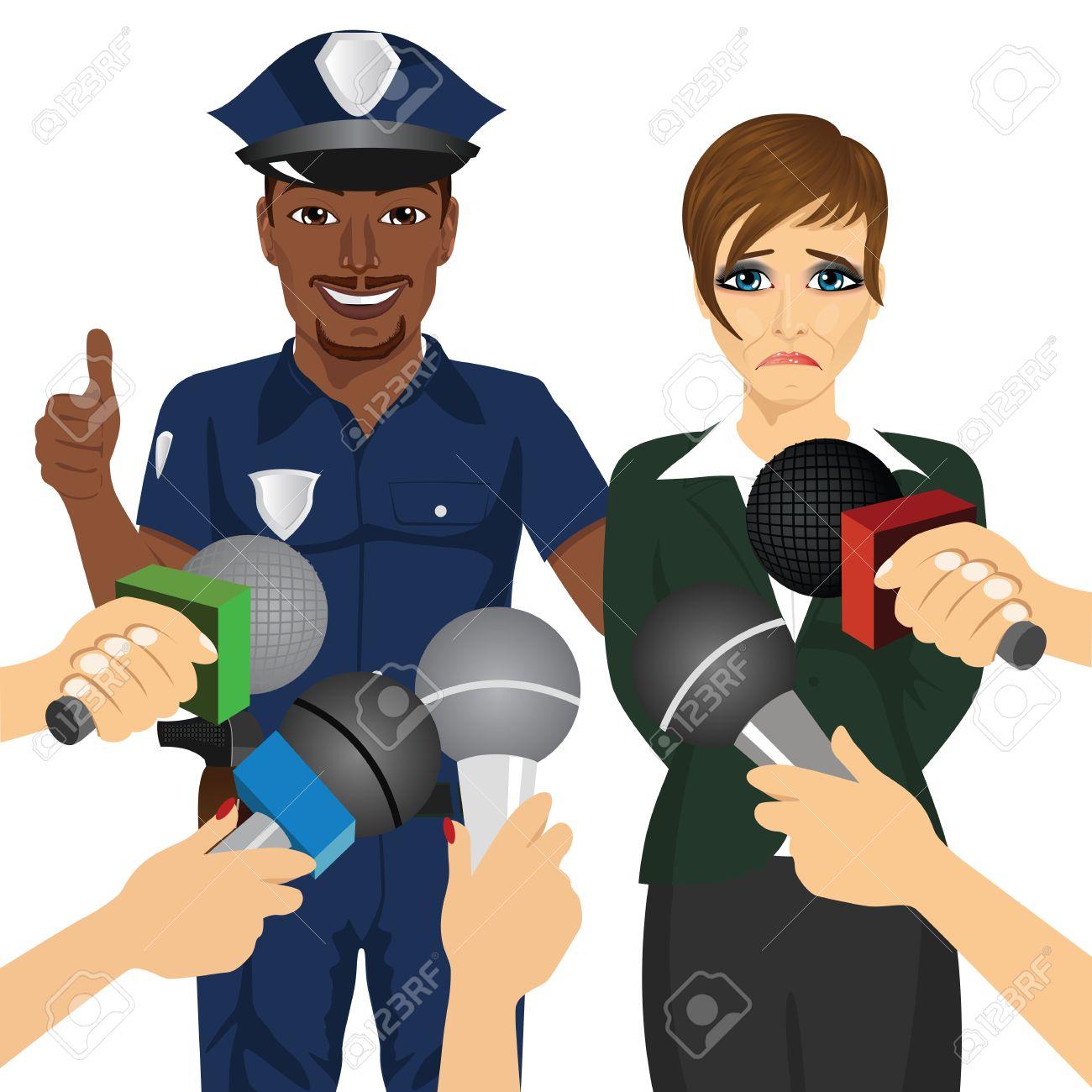 Arresting of policeman