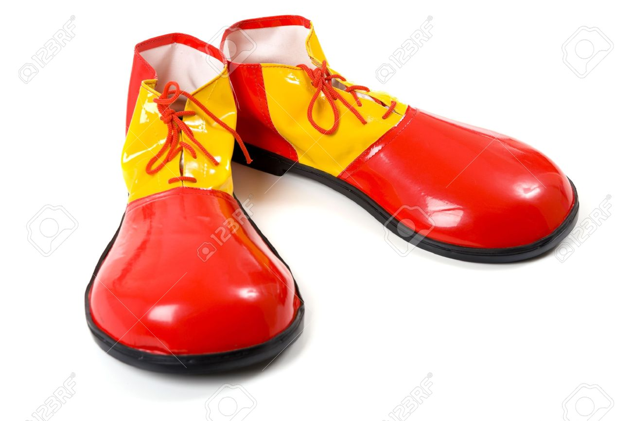 Image result for clownshoes