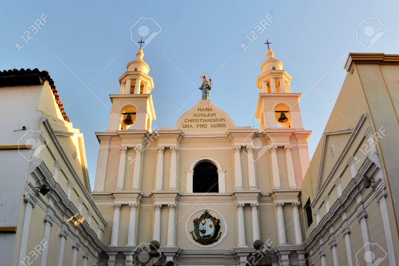 Enjoyable White Spanish Colonial Architecture In The Small Town Sucre Largest Home Design Picture Inspirations Pitcheantrous