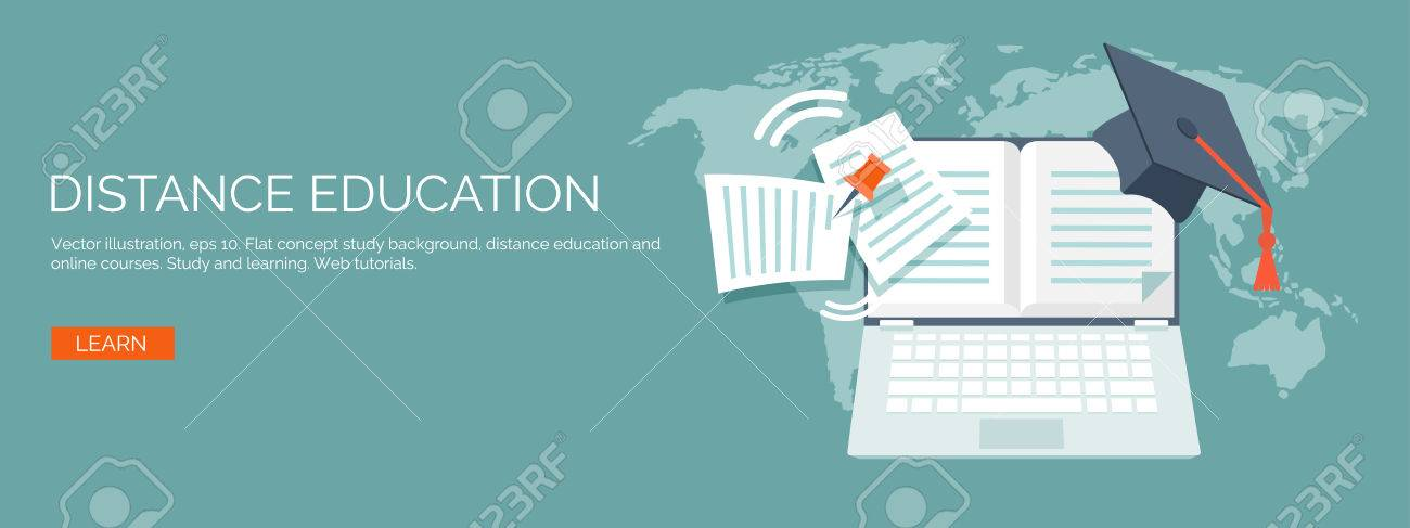 computer and long distance education We are using it in education sector, medical sector, research and experimental job, designing, architectural designing, planning, public administration and etc computer changed our education system we can learn through long distance education system.