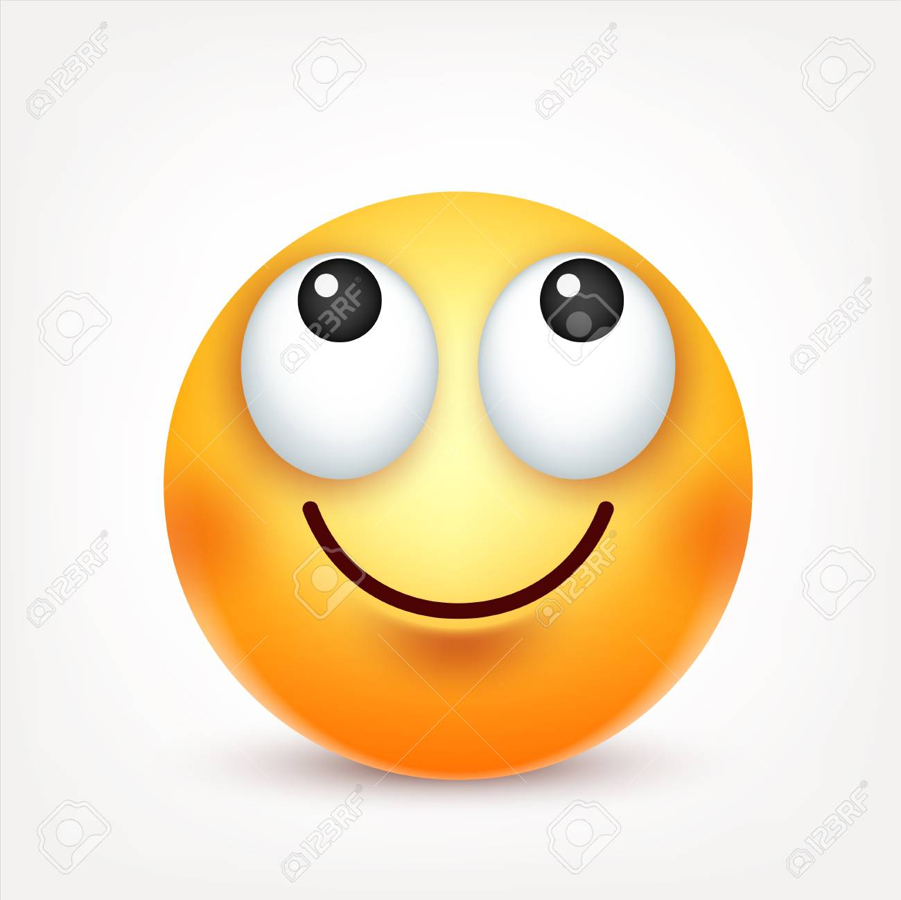Smileyemoticon yellow face with emotions facial expression smileyemoticon yellow face with emotions facial expression 3d realistic emoji buycottarizona Choice Image