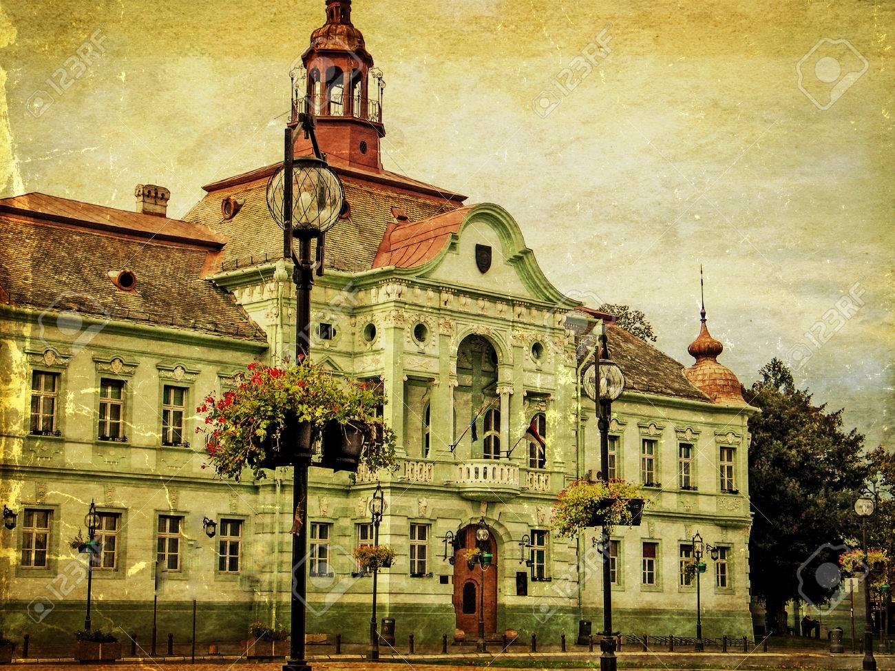 市役所のズレニャニン、セルビア...