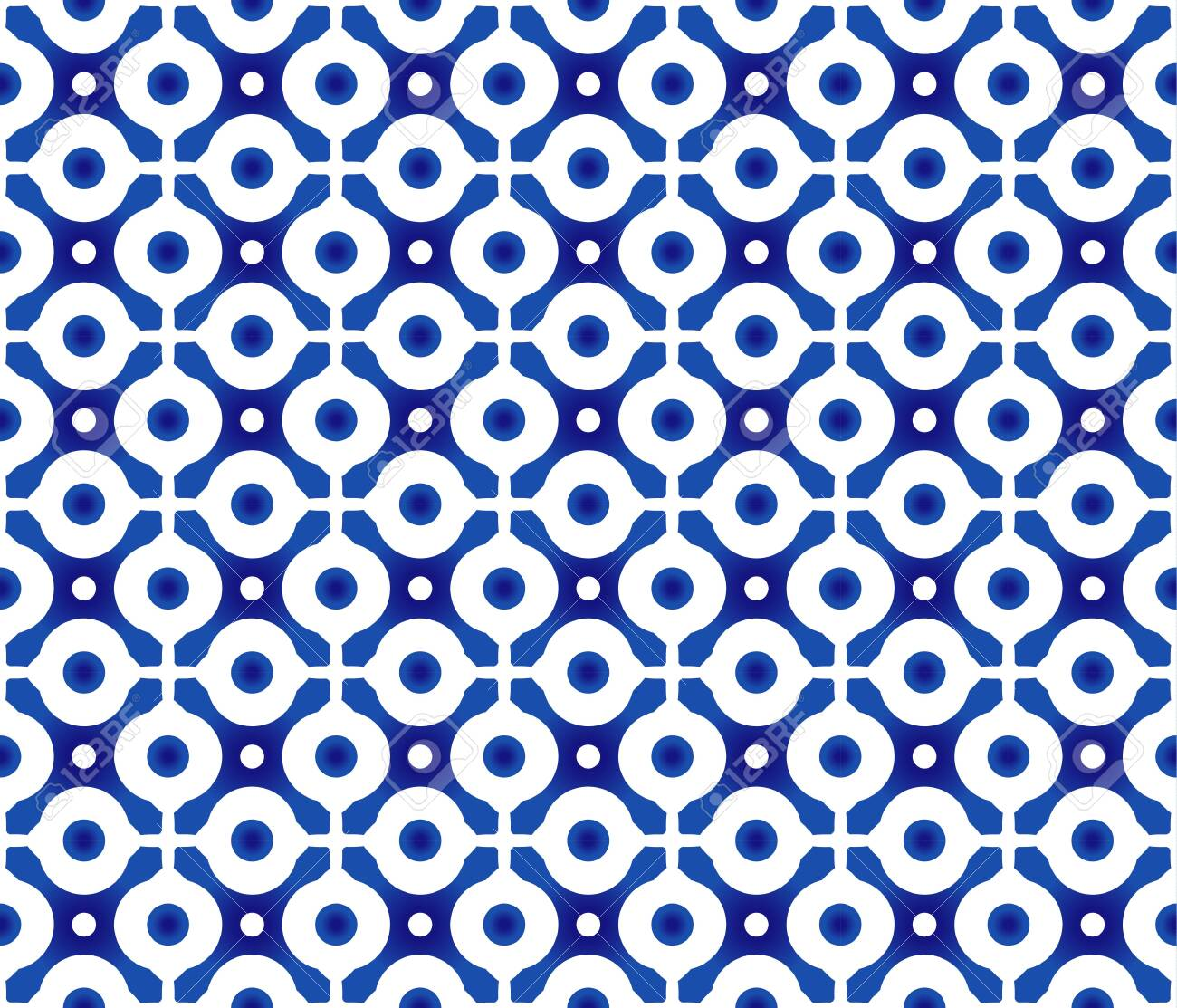 Porcelain China Pattern Chinese Ceramic Background Blue And Royalty Free Cliparts Vectors And Stock Illustration Image 123715677