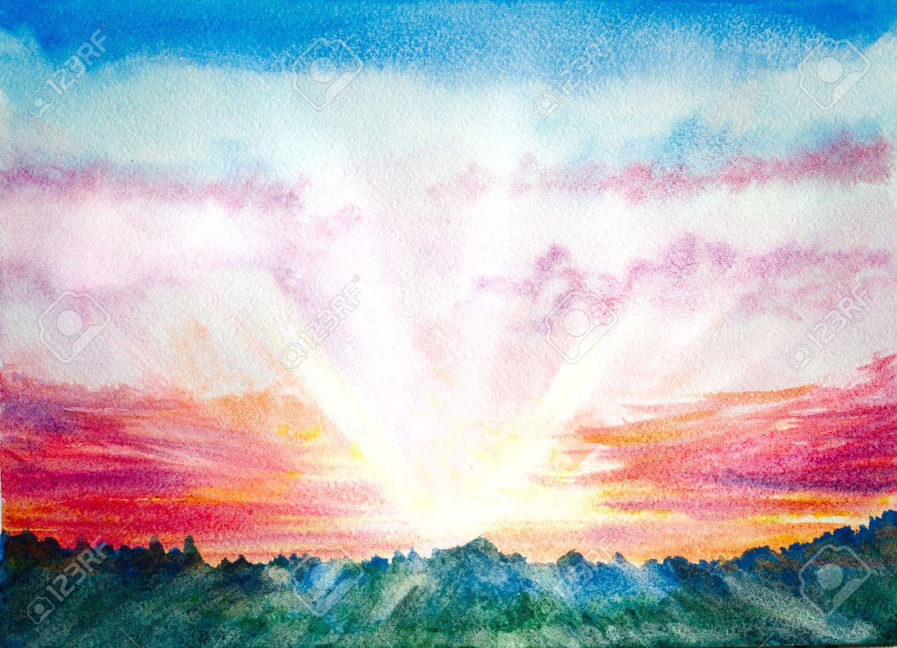 2 840 purple sunrise cliparts stock vector and royalty free purple rh 123rf com Sunrise Over Water Clip Art Cartoon Sunrise Clip Art