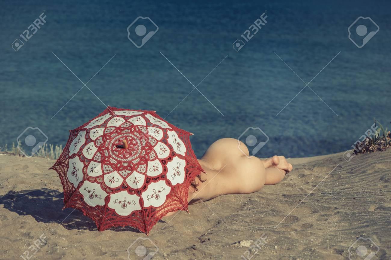 Girls naked beach Beach Sex