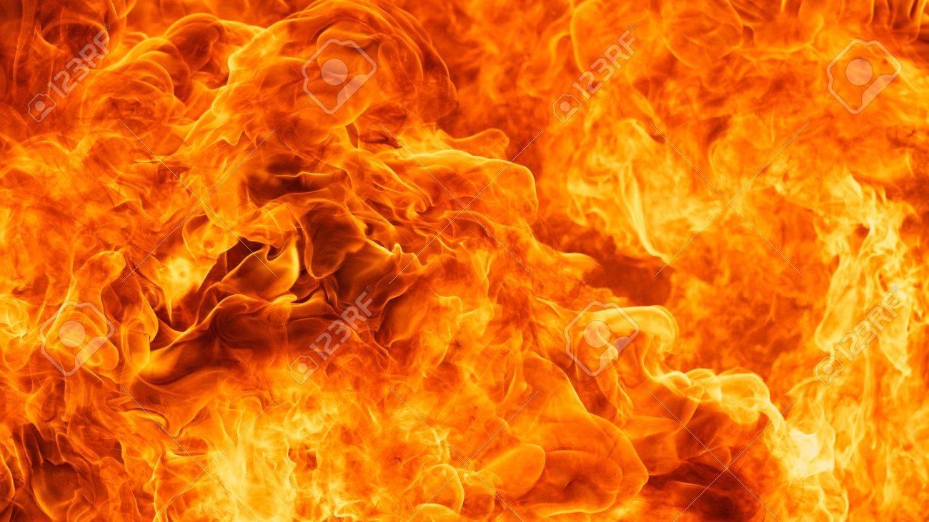blaze fire flame texture background Stock Photo - 18704391